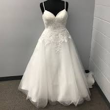 Bonny Bridal Wedding Gown Style 4701