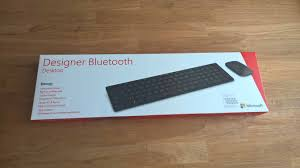 Microsoft Designer Desktop Review Microsoft Designer Bluetooth Desktop Review Thomas Maurer