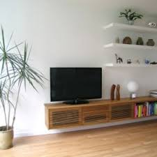 Carefully chosen floating media center is not only about style though. Its  functionality should correspond with your needs. If you have a lot of  things in ...