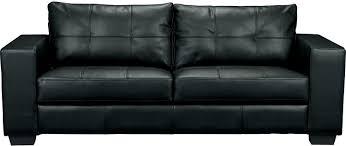 The Brick Living Room Furniture 550 Costa Black Bonded Leather Sofa The Brick Design