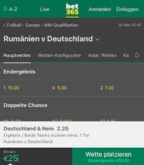Deutschland gegen rumänien, 1:2 zur pause. Sii7jvfk 6ggrm