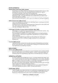 a good resume example httpwwwresumecareerinfoa good resume good resume profile examples