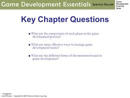 Game Development Essentials An Introduction Chapter 11 Production