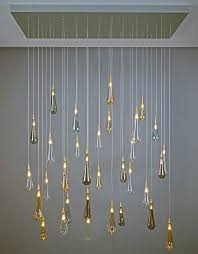 modern glass chandelier lighting. discover all the information about product pendant lamp contemporary blown glass adjustable breath rain drop shakuff exotic lighting modern chandelier