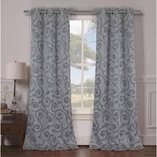 Modern - Curtains \u0026 Drapes - Window Treatments - The Home Depot