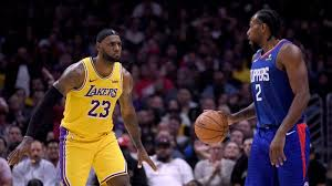 The Clippers And Lakers Tip Off A Season Unlike Anything In