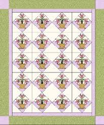 Basket Quilt   Quilt Block   Free Quilt Pattern & Basket Quilts Adamdwight.com