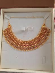Joyalukkas Kasulaperu Designs With Price Joyalukkas Templejewellery Necklace Bridal Gold Choker