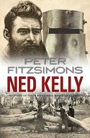 ned kelly n iron outlaw books peter fitzsimons ned kelly