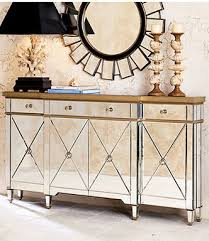 old hollywood style furniture. Get Some Old Hollywood Glamour In Your Home - Mirrored Furniture Console And Mirror With Style