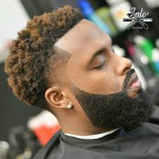 Men Haircuts Beard And Haircut Black Style Related To With Balding