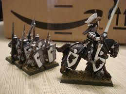 and next the men at arms i wish they had better stats you guys have no idea how much fun i think these models are