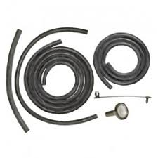 windshield wiper hardware bobs chevelle parts 1966 1967 chevy chevelle el camino washer hose kit