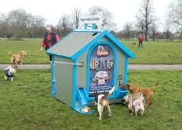 Dog Biscuit Vending Machine Magnificent Bakers Design Vending Machine That Makes Dogs Work For Their Treats