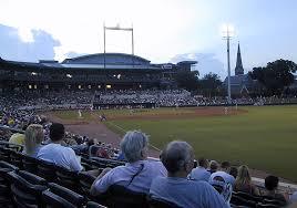 Baseball Grounds Of Jacksonville Jacksonville Jumbo Shrimp