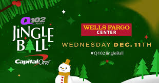 Q102 Jingle Ball 2019 Presented By Capital One Rings In The