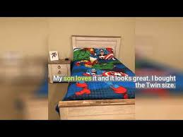 monster jam slash 7 piece full bed set