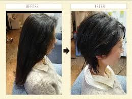 髪型で印象や顔が変わる ヘアスタイル 髪型美容師ヘアスタイル