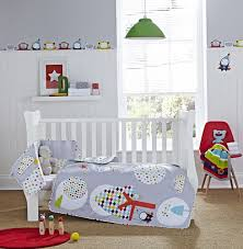 teal little dudes bed quilt per bedding set in grey polka dot bedding