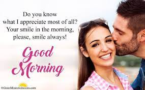 25 deep romantic good morning my love texts