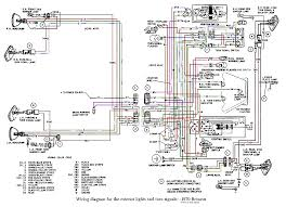 bronco com technical reference wiring diagrams 72 wiring diagram set