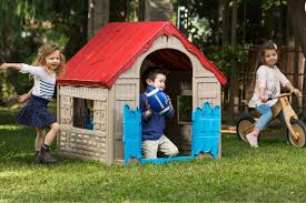 picture of wonderfold foldable playhouse 3