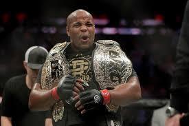 Ufc Light Heavy Daniel Cormier Relinquishes His Light Heavyweight Title
