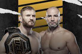 UFC 267 | Blachowicz vs Teixeira