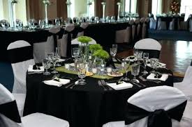 black table clothes 132 round black tablecloths