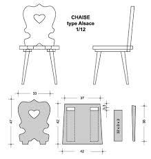 barbie doll furniture plans. miniature european folk art type chair diy for alsatian dollhouse barbie doll furniture plans u