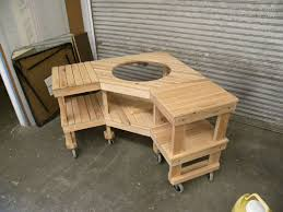 Big Green Egg Table Plans Woodworking Table Plans ...   Wood shop ...