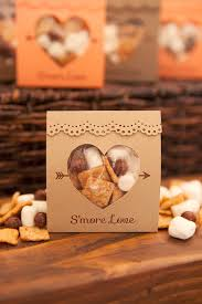 adorable idea for s mores wedding favors so unique free design too