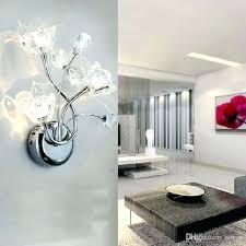 bedroom wall sconces lighting. Wall Lighting Bedroom For Unique Design Lights Flowers Shape In . Sconces