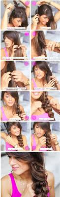 5 Minute Hairstyles For Girls 25 Best Ideas About Five Minute Hairstyles On Pinterest 5