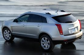 2010 Cadillac SRX - Information and photos - ZombieDrive