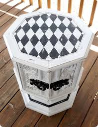 patterns furniture. Painting Furniture: How To Create Different Patterns   Decorating Files #paintingharlequinpattern #paintingfurniture Furniture L