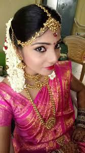 bridal makeup by honey my style beauty care chennai