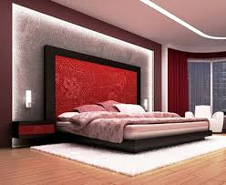 red and white bedroom furniture. Red Room With Black Furniture. Dark Bedrooms And Modern Bedroom Furniture White B