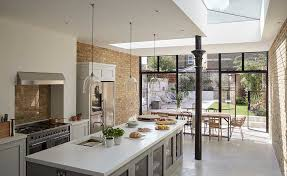 designs for kitchen diners open plan. bright open plan kitchen diner designs for diners i