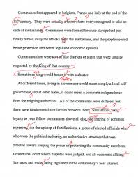 cover letter examples executive assistant critical thinking in our  the proofreader s marks liz brown editing