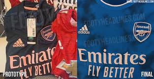 It completes a strong set of. Leaked Completely Different Arsenal 20 21 Third Kit Prototype Vs Final Footy Headlines