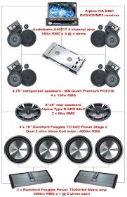 17 best images about car audio cars custom car sound system diagram sound system diagram i like the setup but am really curious
