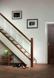 Modern, Glass staircase design | George Quinn Stair Parts Plus ...