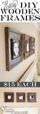 Diy Rustic Frame 203 Best Frames And Pictures Images On Pinterest