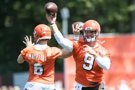Browns Depth Chart 2018 Browns Qb Coach Has Funny Label For Third Stringer Drew Stanton