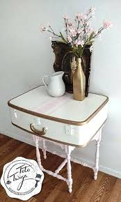 vintage suitcase table vintage suitcase table furniture in fl retro suitcase table vintage suitcase table