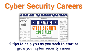 Fire Up Your Cyber Security Career With These 9 Job Related