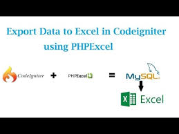 Phpexcel Chart Documentation How To Generate Excel File In Codeigniter Using Phpexcel