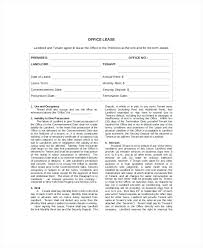 Sample Office Lease Office Lease Termination Letter Sample Sample ...
