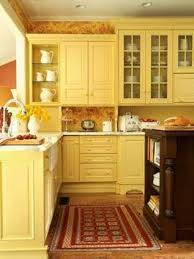yellow country kitchens. Gorgeous Yellow Kitchen Cabinet On House Decorating Inspiration With Country Paint Colors Kitchens
